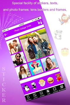 PicFit - Collage Maker Photo Editor screenshot 1