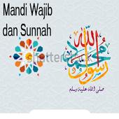 Tuntunan Mandi Wajib & Sunnah icon