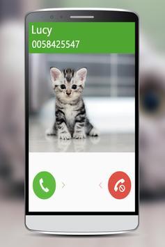 Talking Cat Calling apk screenshot