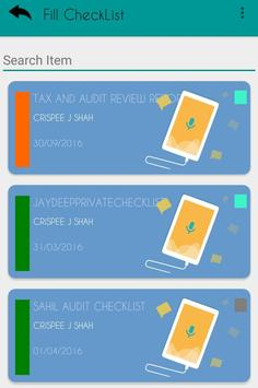 Check-IT apk screenshot