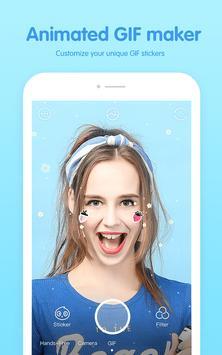 Faceu screenshot 2