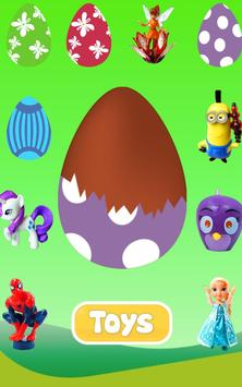Eggs with surprise for Kids apk screenshot