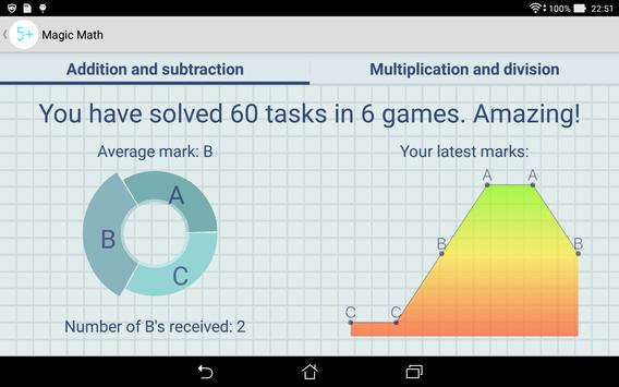 Magic Math apk screenshot