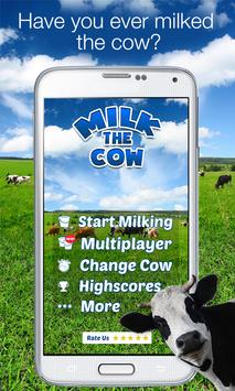 Milk The Cow poster