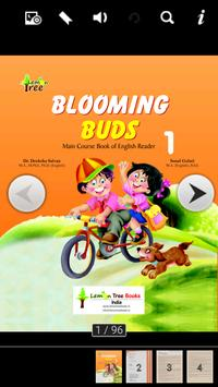 Blooming Buds 1 poster