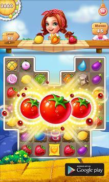 Farm Harvest : free match 3 screenshot 2