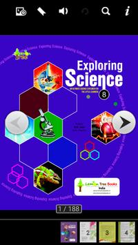 Exploring Science 8 poster