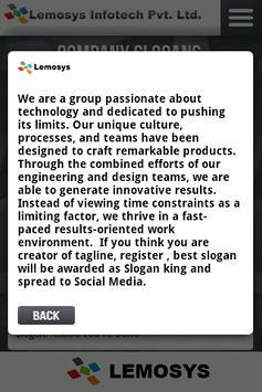 Company Slogan apk screenshot