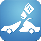 Diesel Vs Petrol Car icon