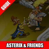 Guide: Asterix and Friends icon