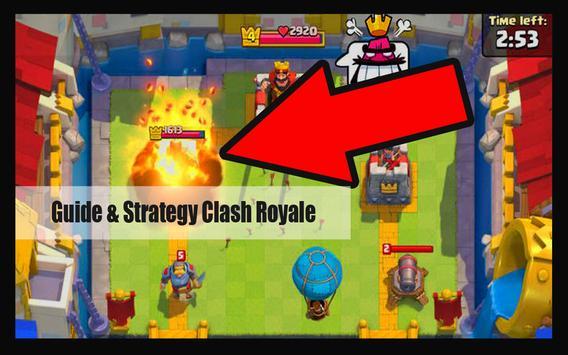 Tips: Clash Royale 2017 apk screenshot