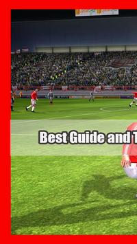 Free Dream League Soccer Tips poster