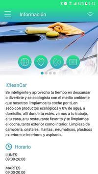 ICLEANCAR poster