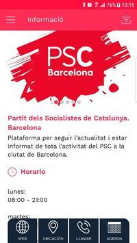 PSC-BCN poster