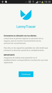 Lenny Tracer poster