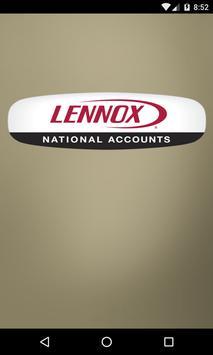 Lennox NAS Mobile poster