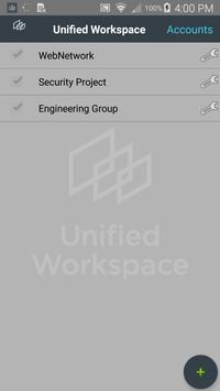 Lenovo Unified Workspace apk screenshot