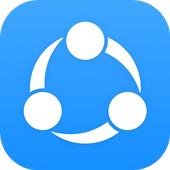 SHAREit - Transfer & Share-icoon