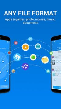 Apps android SHAREit: File Transfer,Sharing apk the latest