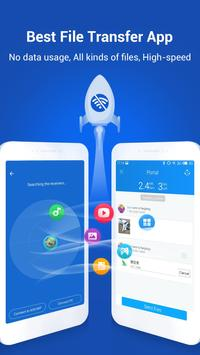 SHAREit: File Transfer,Sharing poster