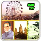 Ballia Tourism icon