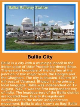 Ballia Tourism screenshot 2