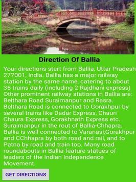 Ballia Tourism screenshot 3