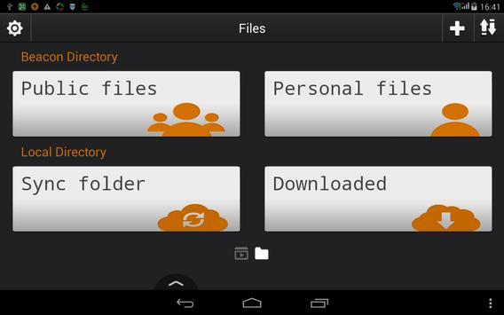 Lenovo Beacon Pad Version screenshot 2