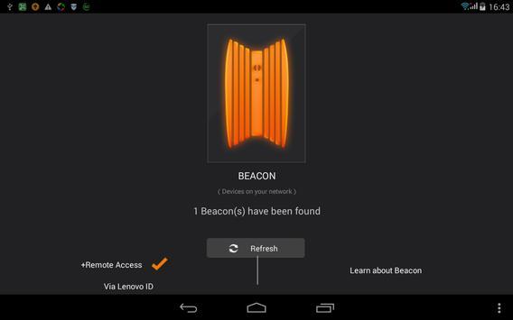 Lenovo Beacon Pad Version screenshot 4
