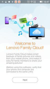 Lenovo Family Cloud(v1.01) poster