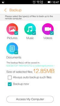 Lenovo Family Cloud(v1.01) apk screenshot