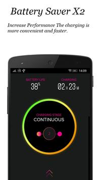 Battery Saver X2 New apk screenshot