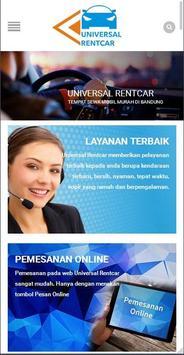 Universal Rentcar poster