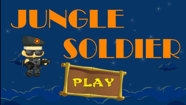 jungle soldier poster