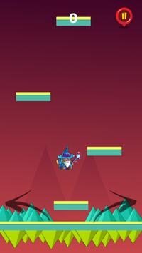 The Wizard's Jump apk screenshot