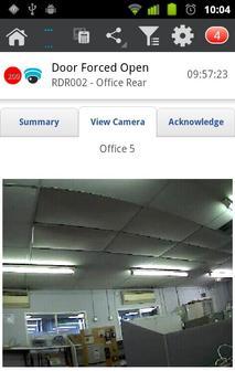 OnGuard Mobile Monitoring screenshot 4