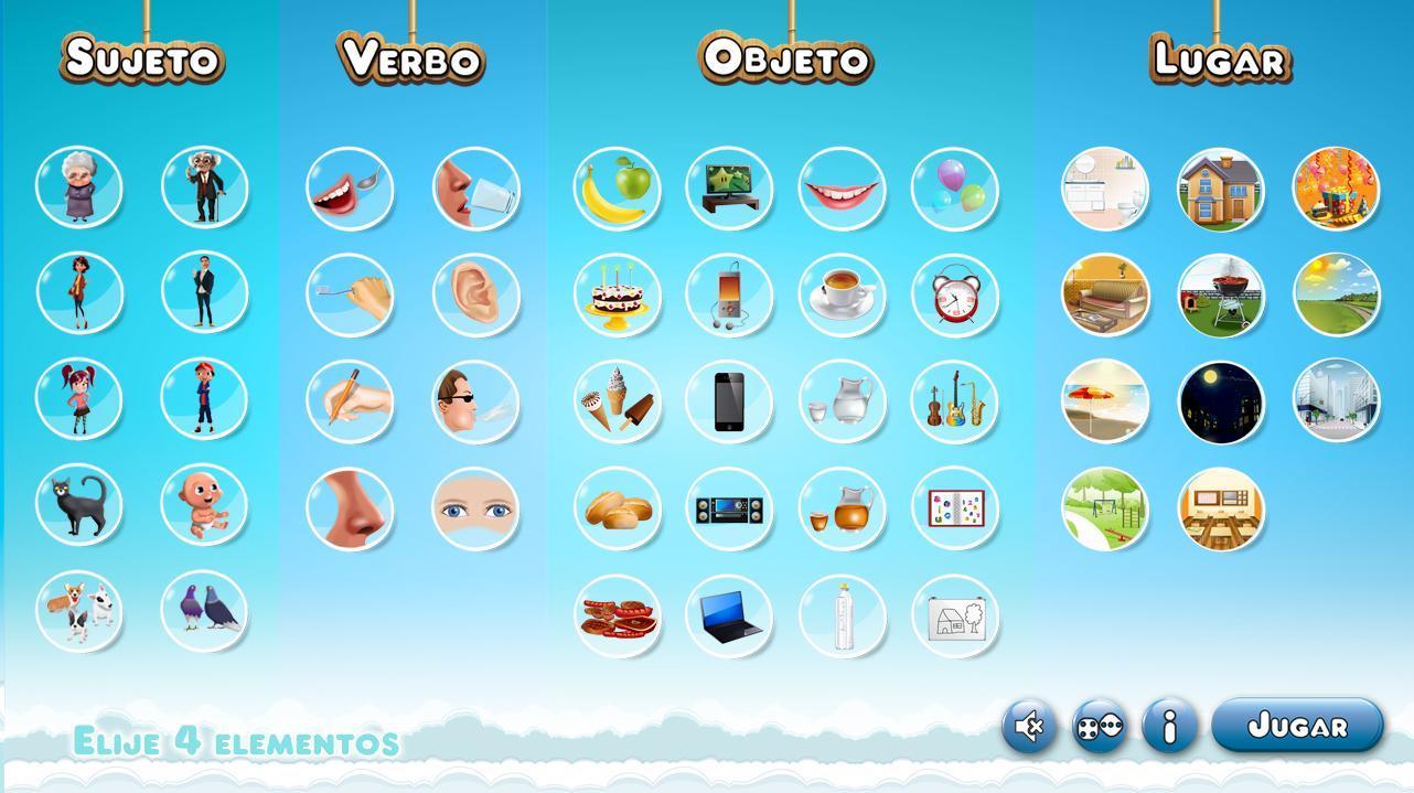 Tómbola del Lenguaje for Android - APK Download