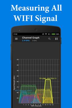 Wifi Analyzer Plus(+) 포스터