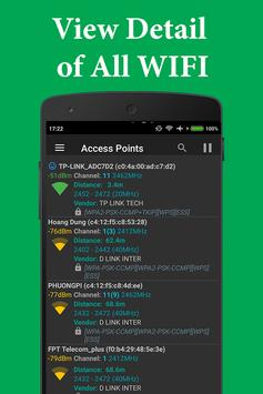Wifi Analyzer Plus(+) 스크린샷 1