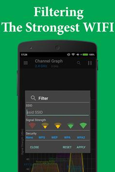Wifi Analyzer Plus(+) 스크린샷 4