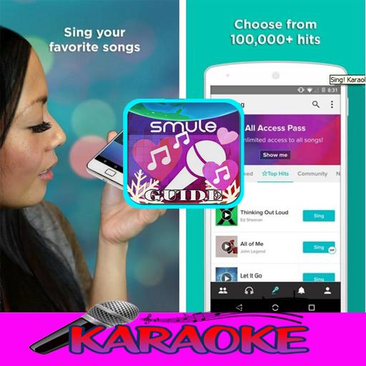 New Smule: Sing Karaoke Guide for Android - APK Download