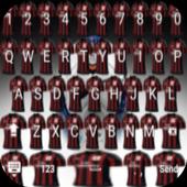 Milan keyboard theme icon