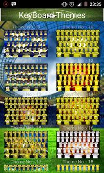 Dortmund Keyboard Themes Icon poster