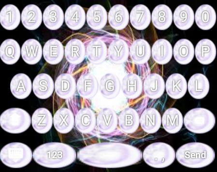 Rasengan Keyboard Theme Icon apk screenshot