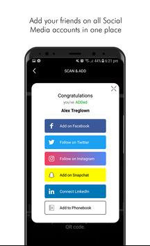 ADD - ONE SOCIAL IDENTITY apk screenshot