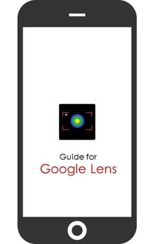 Guide for Google Lens App poster