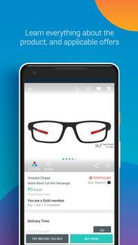 Lenskart - with 3D Try On apk screenshot