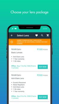 Lenskart Pro - with 3D Try On apk screenshot
