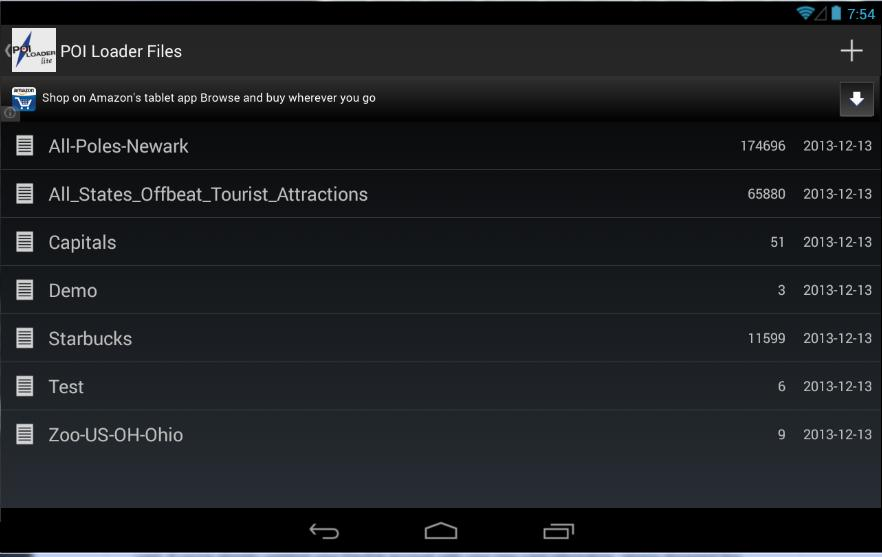 Poi loader pro for android apk download.