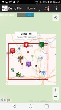 POI Loader Pro apk screenshot